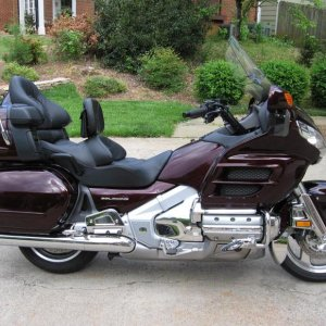 Goldwing 2008 ABS